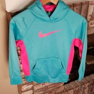 Nike Thermal-Fit Girls Hoodie Size Medium